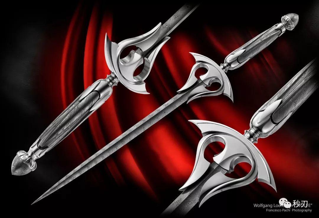 谁是当今欧美登峰造极的刀剑艺术家?